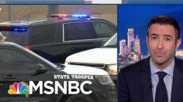 Feds: Time To Fight Domestic Terror Like We Fought 9/11 Terror | The Beat With Ari Melber | MSNBC 3