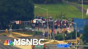 USA TODAY Bureau Chief Says Virginia Building Evacuated | MSNBC 4