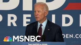 Joe Biden Delivers Blistering Rebuke Of President Donald Trump   Morning Joe   MSNBC 5