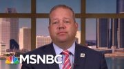 Conference Of Mayors Pres. Urges Senate To Act On 'Common Sense' Gun Reform | Velshi & Ruhle | MSNBC 3