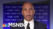 Cory Booker: 'If There's Injustice In This Country, It's A Threat To All Of Us.' | All In | MSNBC 4