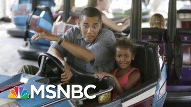 Iowa State Fair Features Pigs, Politicians, And Foods On A Stick | All In | MSNBC 5