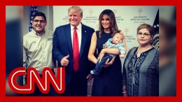 CNN analyst on Trump's pose in photo: Not a normal human response 4