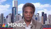 Congress Needs To Step Up, Says Chicago Mayor   Morning Joe   MSNBC 2