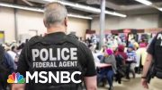 More Than 300 People Remain In ICE Custody After Raids In Mississippi | MTP Daily | MSNBC 2