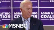 Putting Biden's Gaffes Into Trumpian Perspective | All In | MSNBC 3