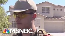 FBI Arrests Suspect For Alleged White Supremacist Plot | The Last Word | MSNBC 2