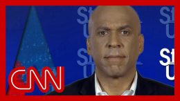 Cory Booker: Red flag laws are 'nowhere near enough' 1