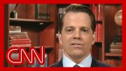 Anthony Scaramucci says he does not support President Trump's reelection 4