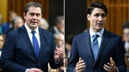 Trudeau, Scheer in dead heat ahead of federal election: poll 5