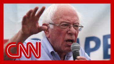 Bernie Sanders makes Trump-like attack on Washington Post 5