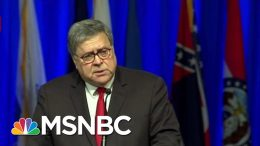 AG Barr: 'Serious Irregularities' In Facility Where Jeffrey Epstein Died | Craig Melvin | MSNBC 7