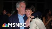 Barr: 'Serious Irregularities' At Facility Where Epstein Found Dead | Velshi & Ruhle | MSNBC 2