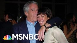 Barr: 'Serious Irregularities' At Facility Where Epstein Found Dead | Velshi & Ruhle | MSNBC 6