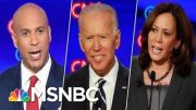 Debate Night 2: Second Night Square Off - The Day That Was | MSNBC 4