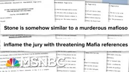 See Donald Trump Aide's New 'Godfather Defense' In Mueller Trial | The Beat With Ari Melber | MSNBC 9