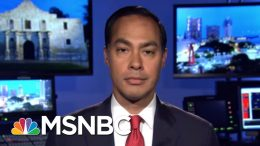 Castro On The New Trump Rule That Would Penalize Legal Immigrants For Benefits | All In | MSNBC 5