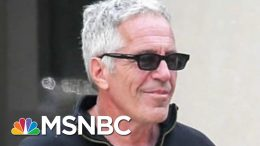 Barr Temporarily Reassigns Epstein Warden, Two Others On Administration Leave | Katy Tur | MSNBC 1