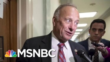 GOP Rep. Steve King Credits Humanity's Existence To Rape, Incest | Katy Tur | MSNBC 2