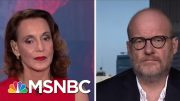 NY Law Gives Child Sex Abuse Victims New Chance At Justice | Velshi & Ruhle | MSNBC 1