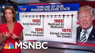 #ForFactsSake: Cuccinelli's Claim About The 'Public Charge Rule' Is Wrong | Velshi & Ruhle | MSNBC 6