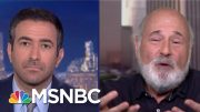 Rob Reiner: I feel Bad For 'The Mooch,' He's 'Late To The Party' | The Beat With Ari Melber | MSNBC 5