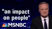 Donald Trump Grapples With Self-Inflicted Economic Wounds As Markets Plunge | The Last Word | MSNBC 3