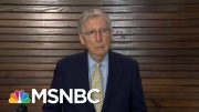 Mitch McConnell At Nexus Of Increased Russian Leverage On U.S. | Rachel Maddow | MSNBC 2