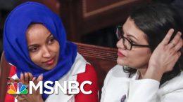 Israel To Block Visit By Reps. Ilhan Omar And Rashida Tlaib After Trump Tweet | Craig Melvin | MSNBC 2