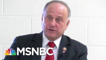 Republicans Criticize Steve King Over Recent Rape Or Incest Remarks | Velshi & Ruhle | MSNBC 10