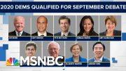 Billionaire 2020 Dem: Unlike Trump, I'll Release My Tax Returns | The Beat With Ari Melber | MSNBC 2