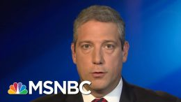 Rep. Tim Ryan: Trump Is 'Full Of It' When It Comes To Immigration Claims | Velshi & Ruhle | MSNBC 8