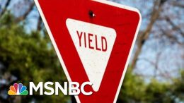 Yield: An Ode To The Most Misunderstood Traffic Sign | MTP Daily | MSNBC 8