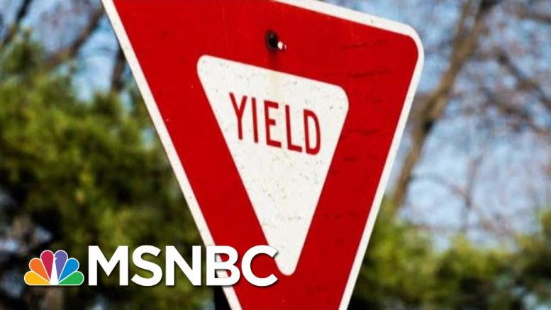 Yield: An Ode To The Most Misunderstood Traffic Sign | MTP Daily | MSNBC 1