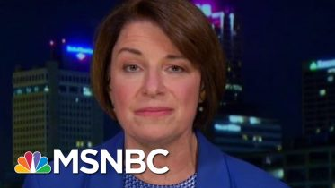 Amy Klobuchar On Congresswomen Banned From Israel | The Last Word | MSNBC 6