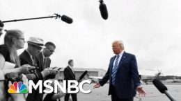 Rick Stengel: China's Playing A Long Game. Trump's Just Trying To Win 2020. | The 11th Hour | MSNBC 4