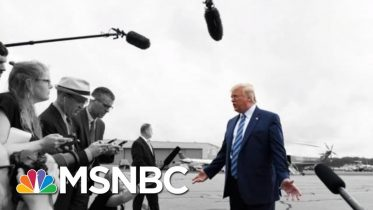 Rick Stengel: China's Playing A Long Game. Trump's Just Trying To Win 2020. | The 11th Hour | MSNBC 1