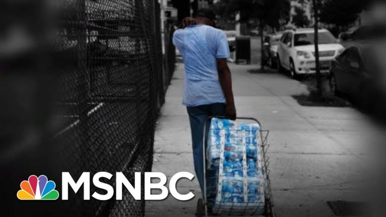 The Next Flint? Implications Of Race And Class In Newark's Water Crisis | The 11th Hour | MSNBC 1