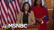 Representative Rashida Tlaib: Israel Is Trying To Silence Me | All In | MSNBC 2