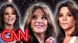 Marianne Williamson is the newest internet darling 9
