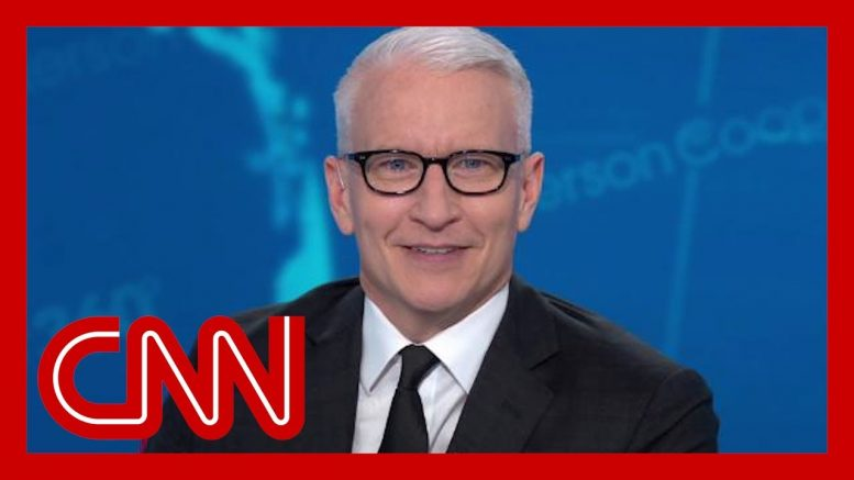 Anderson Cooper mocks Fox News host's 'trolley to hell' 1