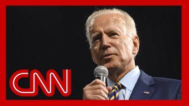 CNN Poll: Joe Biden regains double-digit lead over 2020 Democratic field 6