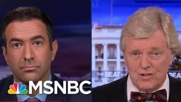 Prosecutor Says Congress Can Jail Trump Aids To Make Them Talk   The Beat With Ari Melber   MSNBC 6