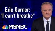 NYPD Officer In Eric Garner Case Is Fired | The Last Word | MSNBC 2