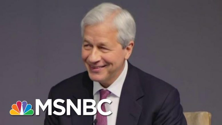 CEOs Say Corporations Need To Change The Rules Of Capitalism | Velshi & Ruhle | MSNBC 1