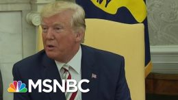 Trump Claims 'People Would Like To See' A Payroll Tax Cut | MSNBC 9