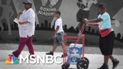 Churches Join Call To Action In Newark: 'We Don't Need Money. We Need Water' | The 11th Hour | MSNBC 4