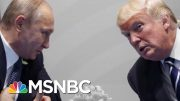 Michael McFaul: Trump Suggesting Russia Should Rejoin G7 Makes Him Look Weak | The 11th Hour | MSNBC 3