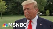 Trump On Mueller's Warning On Russia & 2020: You Don't Really Believe This? | The 11th Hour | MSNBC 5