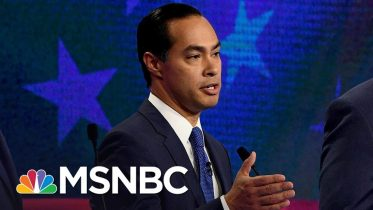 Who's In, Who's Out & Who's On The Bubble For The Next 2020 Debate. - The Day That Was | MSNBC 6